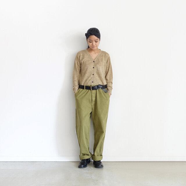 (Model 158cm、Olive着用)