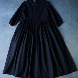 Mochi|tuck dress [ms02-op-02]