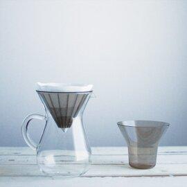 KINTO|SLOW COFFEE STYLE コーヒーカラフェセット(プラスチック)