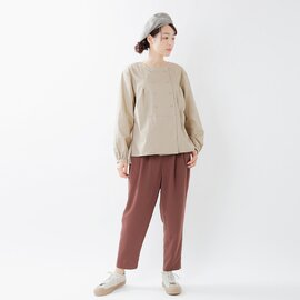 "kelen|テーパードトラウザーパンツ""Moka"" lkl20fpt3-ms【20AW】"