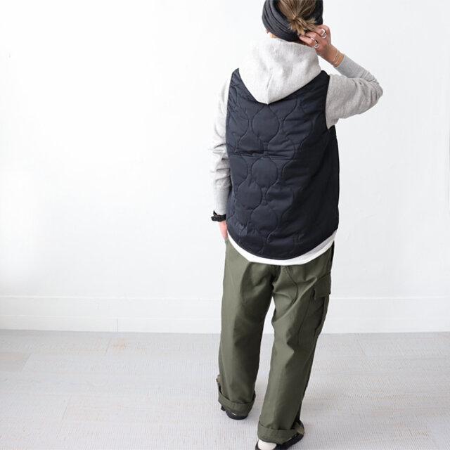 ブラック / F 着用、モデル身長:158cm