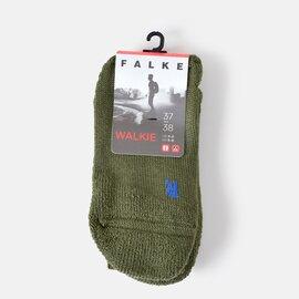 "FALKE|ウールミックスウォーキングソックス""WALKIE"" 16480-yn"
