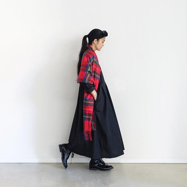 Model 158cm、Black 着用
