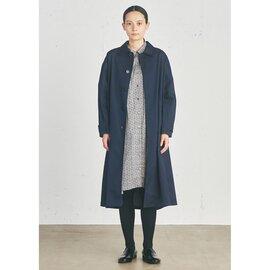 MidiUmi|soutien collar long coat