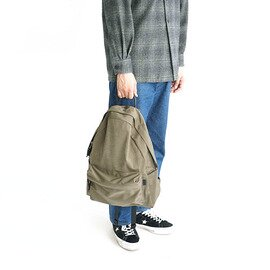 "STANDARD SUPPLY|ミルクロス デイリーデイパック ""MIL CLOTH"" DAILY DAYPACK"