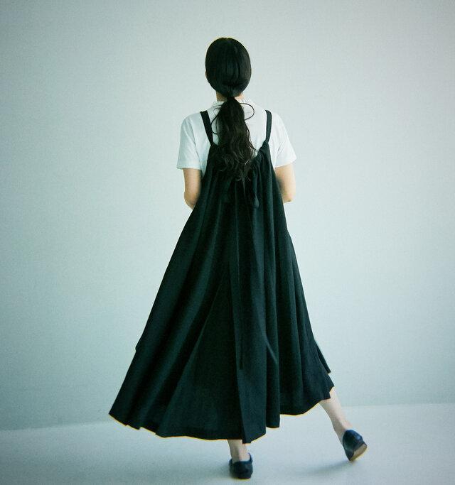 モデル165cm 着用サイズ:0(BLACK)
