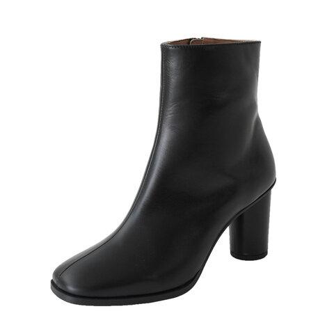 atelier brugge|スクエア トゥ ショート ブーツ Square toe short boots 21PS-68 アトリエブルージュ