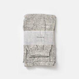 Homie|コットンリネンサマーレギンス hl-002-yn