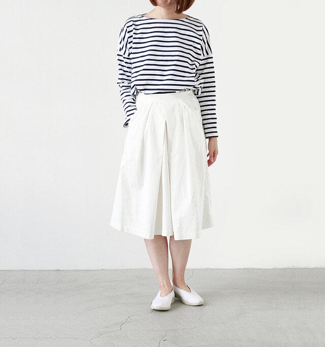 model yumi:165cm / 52kg color:white/size:2