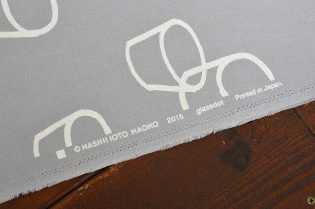 HASHIMOTO NAOKO 【メール便対応】glassdot 生地