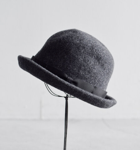 Chapeaugraphy|ソフトウールボーラーハット 309cg-ma