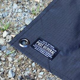POST GENERAL|GROUND SHEET & SACOCHE BAG
