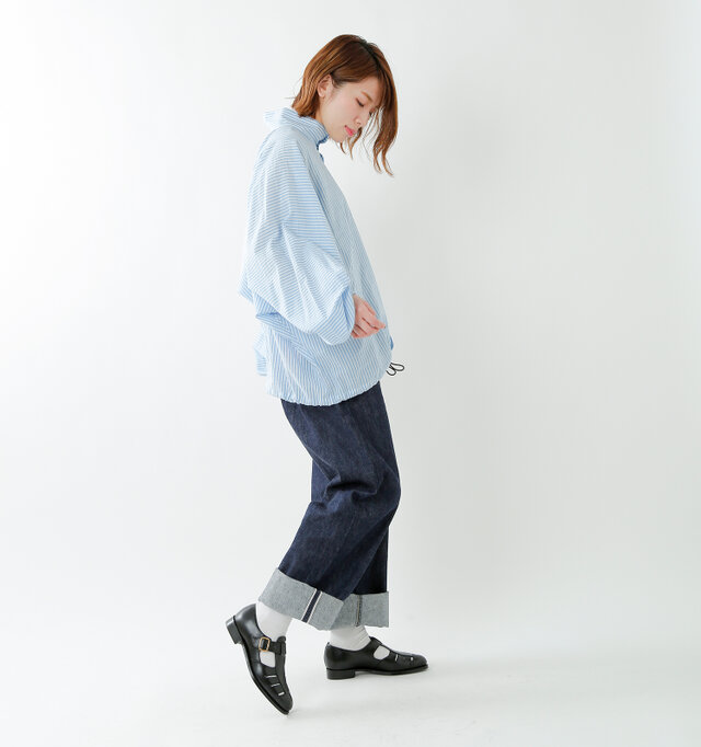 model mei:165cm / 50kg color : black / size : 4