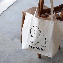 CLASKA MAMBO トートバッグ