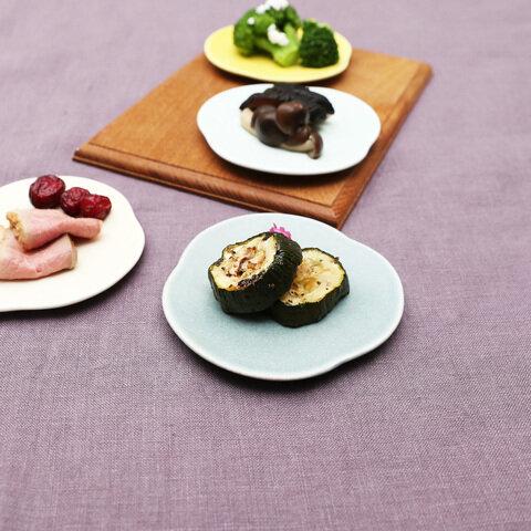Teshio 三つ雲 豆皿