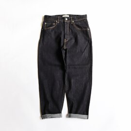 HATSKI|Loose Tapered Denim One Wash