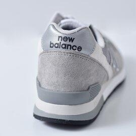 "New Balance|スエード×メッシュアッパースニーカー""CM996"" cm996-yh"