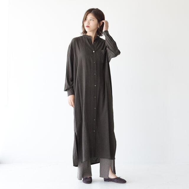 モデル:157cm / 47kg color : dark marron / size : S(フリーサイズ)