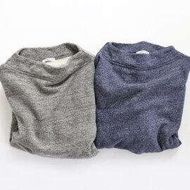 maillot Bottle Neck Wide Sweat ボトルネック・ワイドスウェット SAR-18201 -Special Order