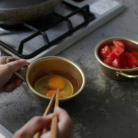 松野屋|アルマイト手付きマッコリコップ 11cm