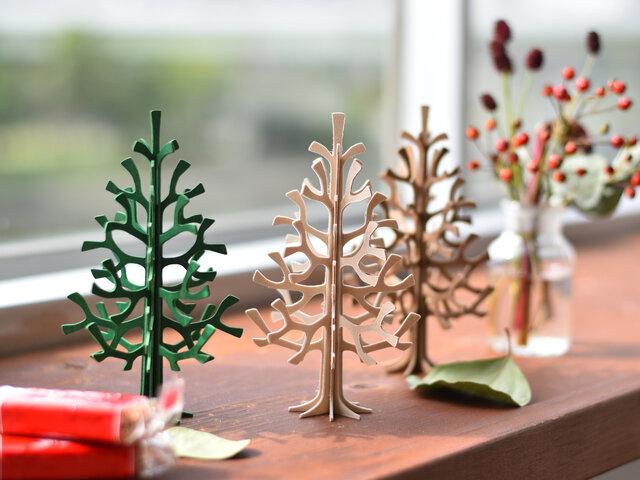 シンプルなデザインなので、クリスマスだけでなく1年を通してオブジェとしても飾っていただけます。お部屋にも溶け込みやすいので、お部屋を選ばず置くことができますよ◎見ているだけでも、どこかほっこりするような北欧らしさを感じられますよね。