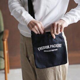 FREDRIK PACKERS|DUCK BOOK SHOULDER