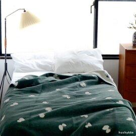 KLIPPAN × minä perhonen│シュニールコットンブランケット[CHOUCHO]