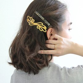 Pico Copenhagen Petit Cady Hair Pin(プチキャディ ヘアピン)【メール便】【10月末頃発送予定】
