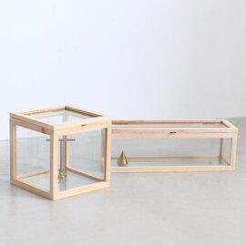 【セール50%オフ】【廃番在庫限り】KIKKERLAND|Glass Storage Box