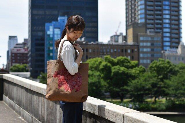 松尾ミユキ|トートバッグ