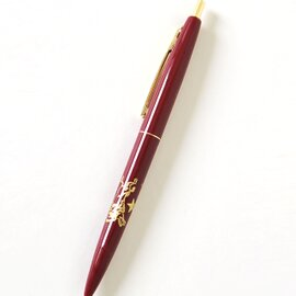IL BISONTE|ゴールドロゴプリントボールペン BICペン・5432404298 イルビゾンテ