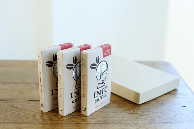 美味しさをたっぷりと味わって欲しい人には、スムースアロマ12本セット×3箱の「ギフトセット2950」を。