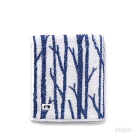 【送料無料】 SCOPE | house towel ライト Twiggy(ブルー×ホワイト)