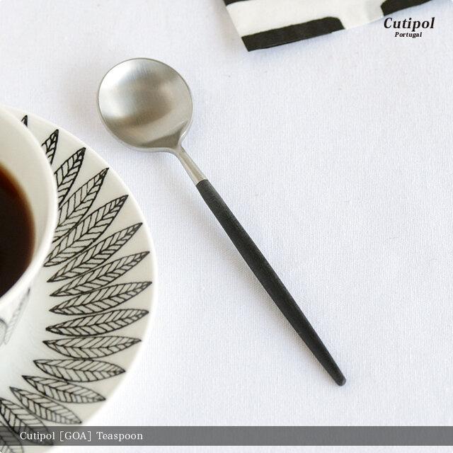 ティースプーンは、一番小さなスプーンで、コーヒー、紅茶に添えたり、プリンやゼリーにもお使いいただけます。