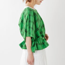 Lilou&Lily|リラックプルオーバーシャツ w01g-90680-tr