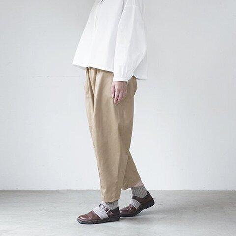 風の栖|ひざっこスリムパンツ(綿)