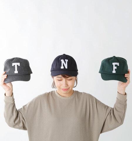 THE NORTH FACE|TNFロゴフランネルキャップ nn41616-mt