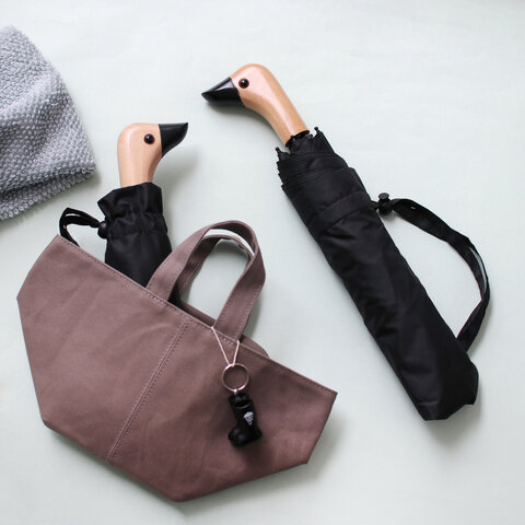 HERE|Duck Head Folding Umbrella