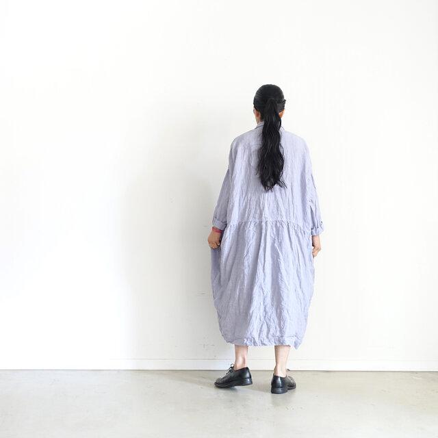 (Model 158cm、LAVENDER着用)