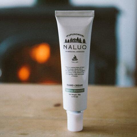 NALUQ ナルークハンドクリーム
