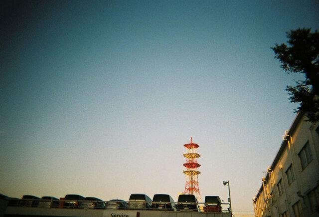 使用フィルム:富士フイルム SUPERIA PREMIUM 400/フラッシュなし