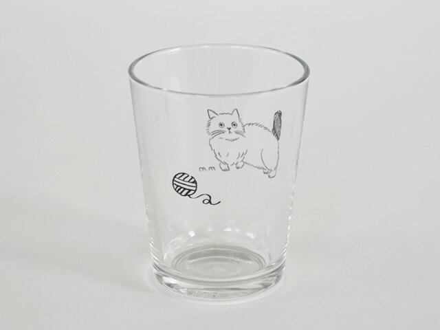 Cat&Yarn(反対面)