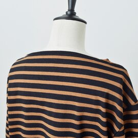 ORCIVAL|コットン100%長袖バスクビッグシャツ b211clw-tr