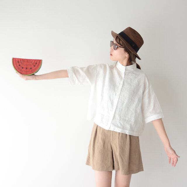 model : Mayu / color : white / size : フリーサイズ