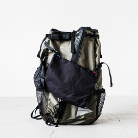 """and wander│コーデュラナイロン防水バックパック30L """"30L backpack"""" aw-aa912-ma"""