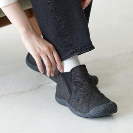 KEEN ハウザー アンクル ブーツ HOWSER ANKLE BOOT マイクロフリース ライニング シューズ 1025543 キーン