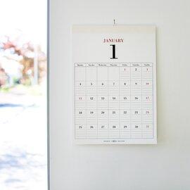 MUCU|Wall Calendar DAYS 2021