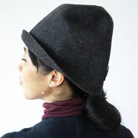 Hender Scheme|felt belt hat