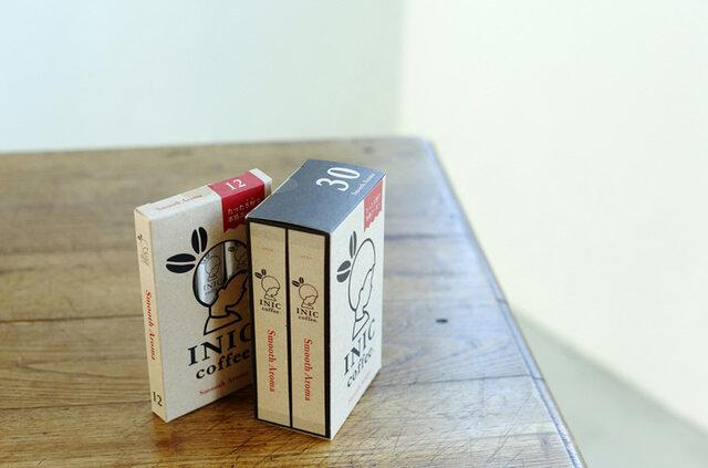 どんな味なのか気になる人はまずは3本から。もっとたくさん味わいたい!という人は、たっぷり30本セットをどうぞ。12本と30本は箱に入っています。