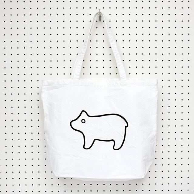 2016年グッズシリーズとして制作された小熊のイラスト「BEAR CUB」。